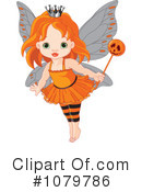 Royalty-Free (RF) Halloween Clipart Illustration #1079786