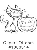 Halloween Clipart #1080314 by Hit Toon