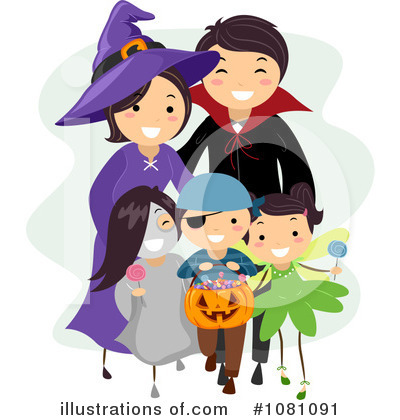 Witch Clipart #1081091 by BNP Design Studio