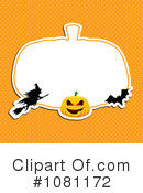 Halloween Clipart #1081172 by KJ Pargeter