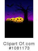 Halloween Clipart #1081173 by KJ Pargeter