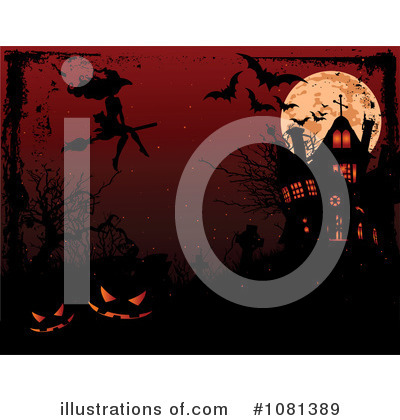 Witch Clipart #1081389 by Pushkin