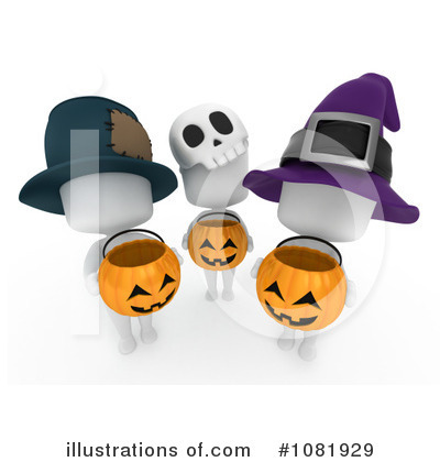 Scarecrow Clipart #1081929 by BNP Design Studio