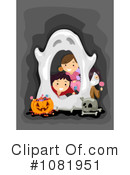 Royalty-Free (RF) Halloween Clipart Illustration #1081951