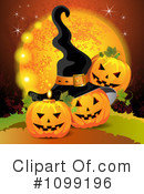 Halloween Clipart #1099196 by merlinul
