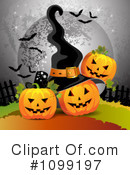 Halloween Clipart #1099197 by merlinul
