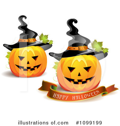 Witch Hat Clipart #1099199 by merlinul