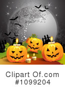 Halloween Clipart #1099204 by merlinul