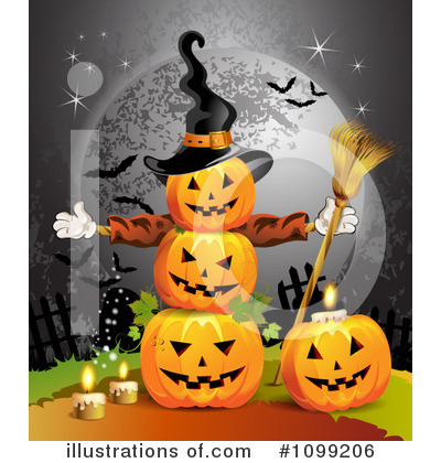 Witch Hat Clipart #1099206 by merlinul