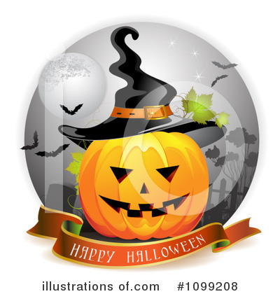 Witch Hat Clipart #1099208 by merlinul