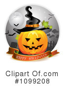Halloween Clipart #1099208 by merlinul