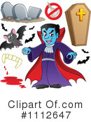 Halloween Clipart #1112647 by visekart