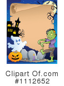 Royalty-Free (RF) Halloween Clipart Illustration #1112652