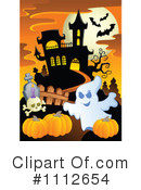 Royalty-Free (RF) Halloween Clipart Illustration #1112654
