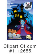 Royalty-Free (RF) Halloween Clipart Illustration #1112655