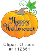 Halloween Clipart #1112661 by visekart