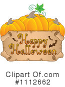 Halloween Clipart #1112662 by visekart