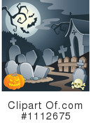 Halloween Clipart #1112675 by visekart