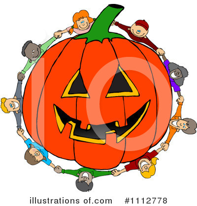Pumpkin Clipart #1112778 by djart