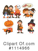 Halloween Clipart #1114966 by Graphics RF