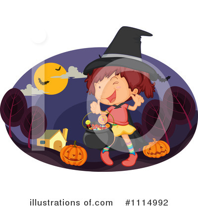 Jackolantern Clipart #1114992 by Graphics RF