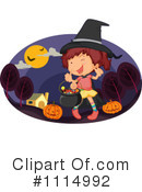Halloween Clipart #1114992 by Graphics RF