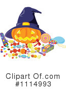 Halloween Clipart #1114993 by Graphics RF