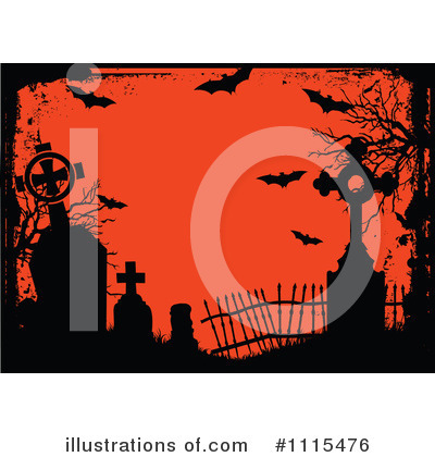 Cemetery Clipart #1115476 by Pushkin
