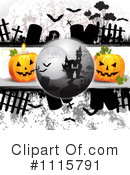 Royalty-Free (RF) Halloween Clipart Illustration #1115791