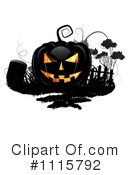 Halloween Clipart #1115792 by merlinul