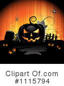Halloween Clipart #1115794 by merlinul
