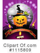 Halloween Clipart #1115809 by merlinul