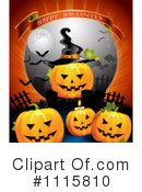 Halloween Clipart #1115810 by merlinul