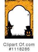 Royalty-Free (RF) Halloween Clipart Illustration #1118286