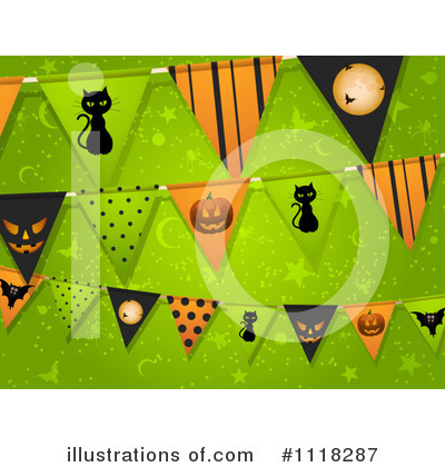 Halloween Clipart #1118287 by elaineitalia