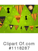 Royalty-Free (RF) Halloween Clipart Illustration #1118287