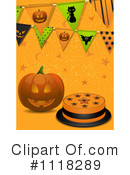 Halloween Clipart #1118289 by elaineitalia