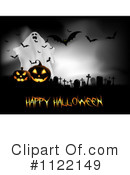 Halloween Clipart #1122149 by KJ Pargeter