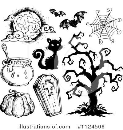 Funeral Clipart #1124506 by visekart
