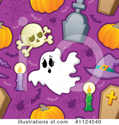 Ghost Clipart #1124540 by visekart