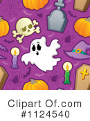Halloween Clipart #1124540 by visekart