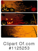 Royalty-Free (RF) Halloween Clipart Illustration #1125253