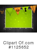 Royalty-Free (RF) Halloween Clipart Illustration #1125652