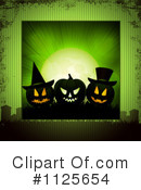Halloween Clipart #1125654 by elaineitalia