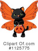 Royalty-Free (RF) Halloween Clipart Illustration #1125775