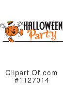 Halloween Clipart #1127014 by Johnny Sajem