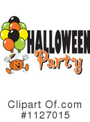 Halloween Clipart #1127015 by Johnny Sajem