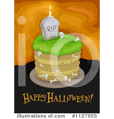 Happy Halloween Clipart #1127055 by BNP Design Studio
