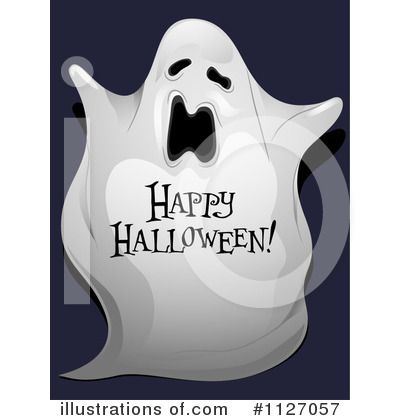 Happy Halloween Clipart #1127057 by BNP Design Studio