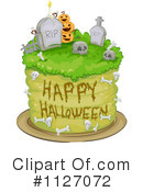 Royalty-Free (RF) Halloween Clipart Illustration #1127072